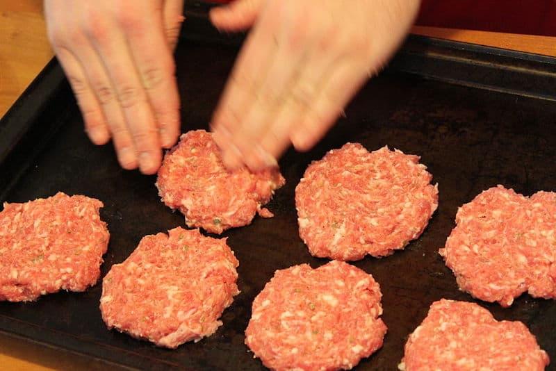 is ground pork the same as breakfast sausage