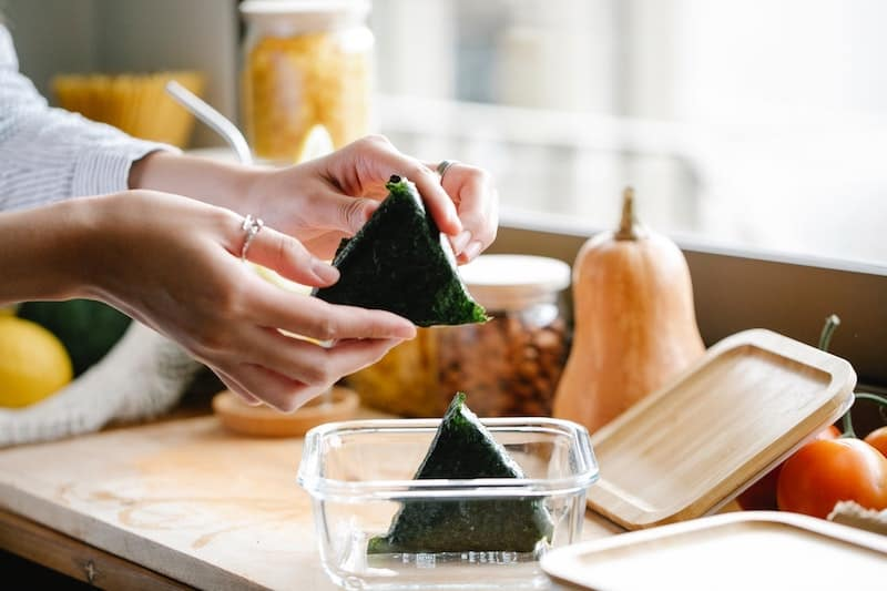 what to do with leftover sushi