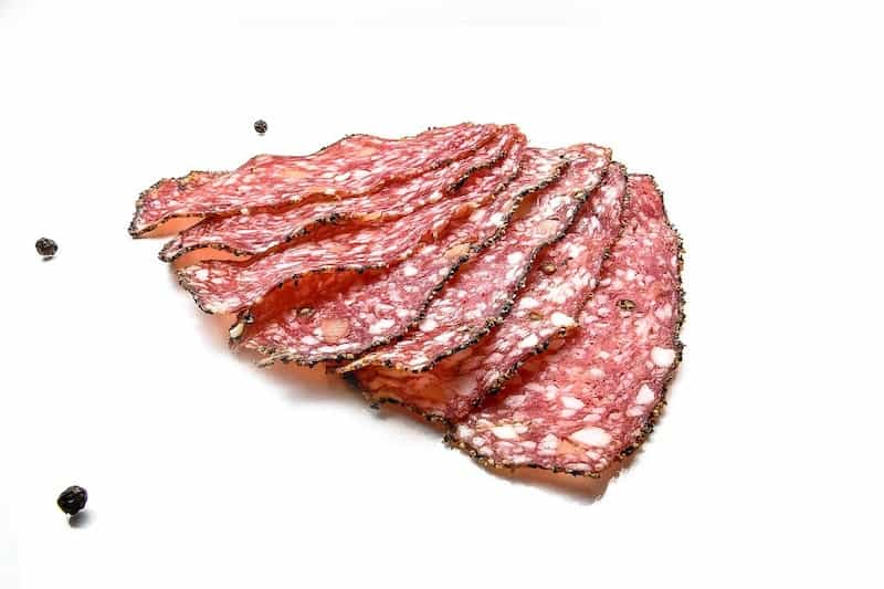 how long does vacuum sealed salami last